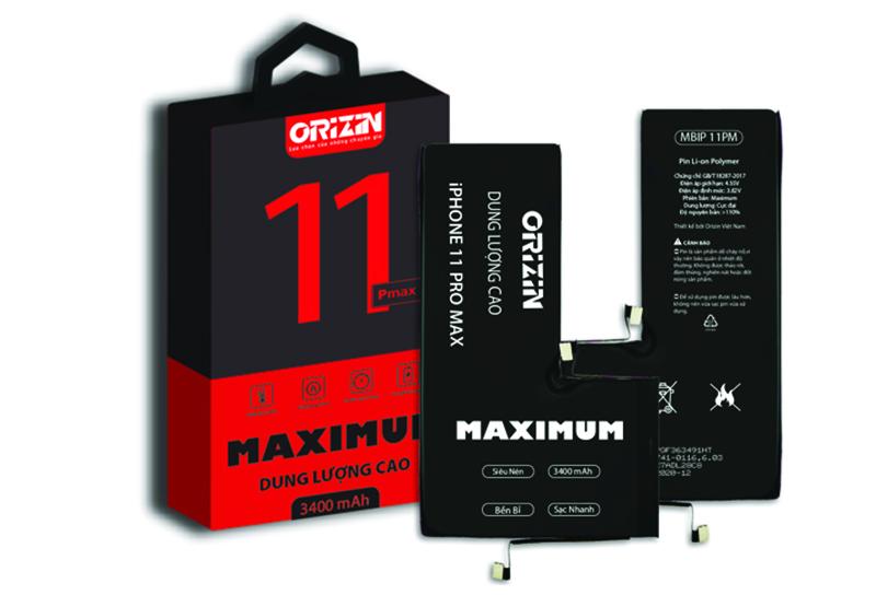 Pin Iphone 11 Pro Max | Pin Dung Lượng Cao Iphone 11 Pro Max