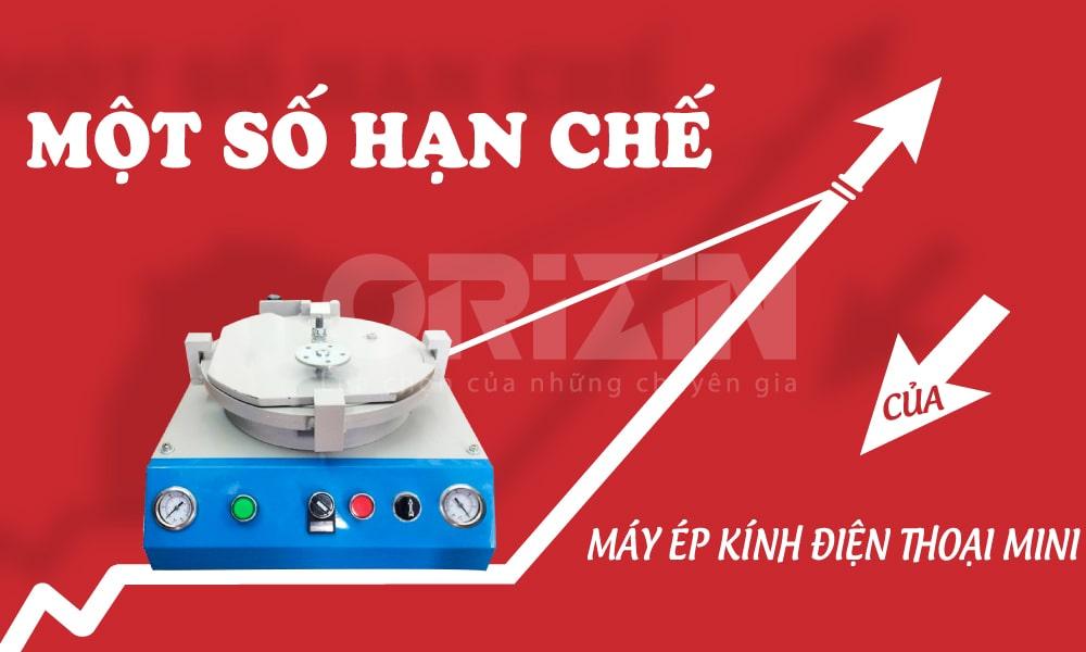Máy Ép Kính Điện Thoại Mini chính hãng, giá rẻ tại Hà Nội và Sài Gòn.