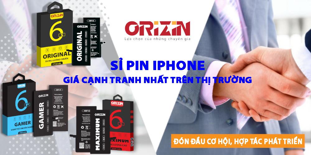 Nguồn Cung Cấp Pin Iphone Chất Lượng