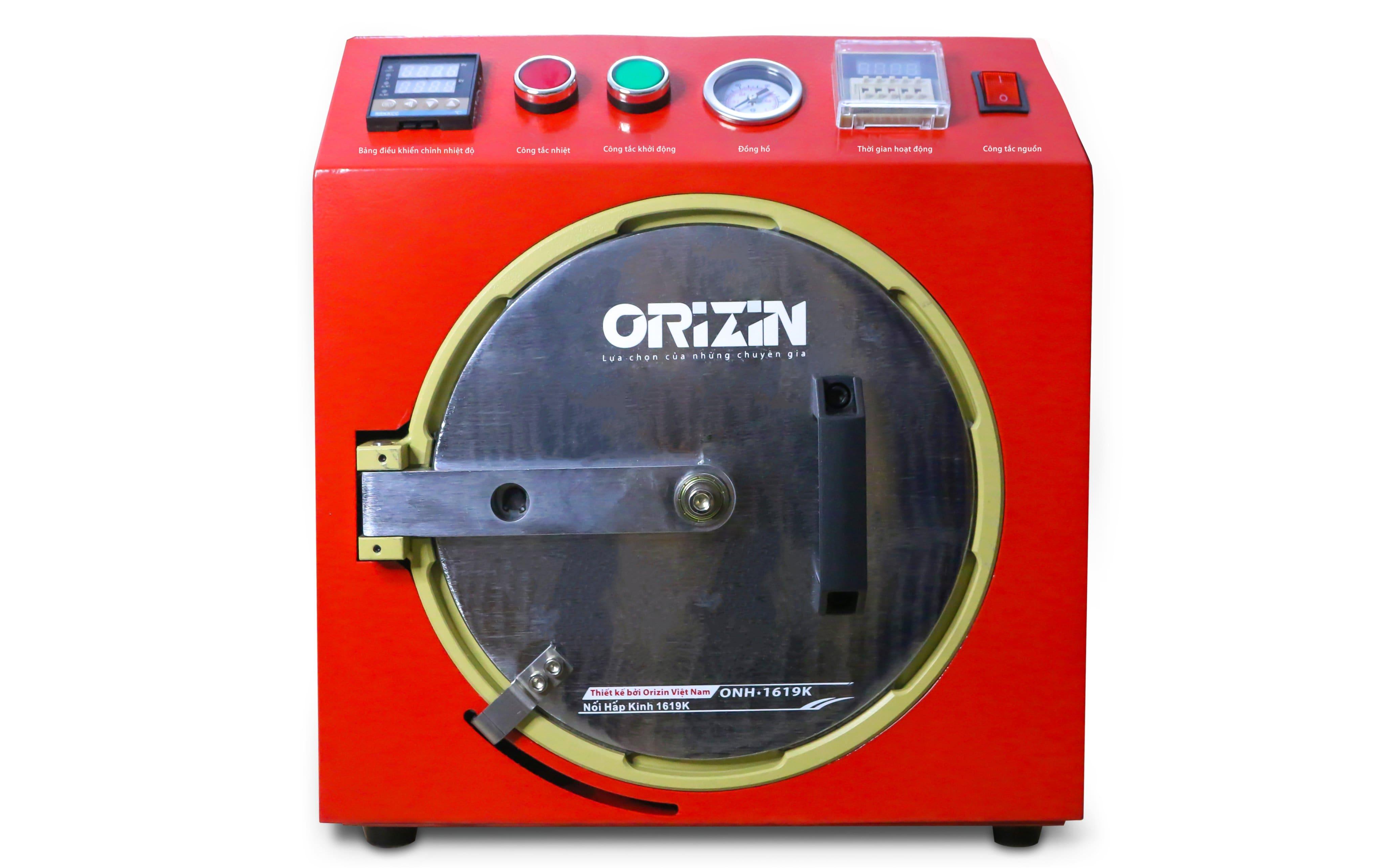 Nồi hấp kính orizin ONH - 1619k