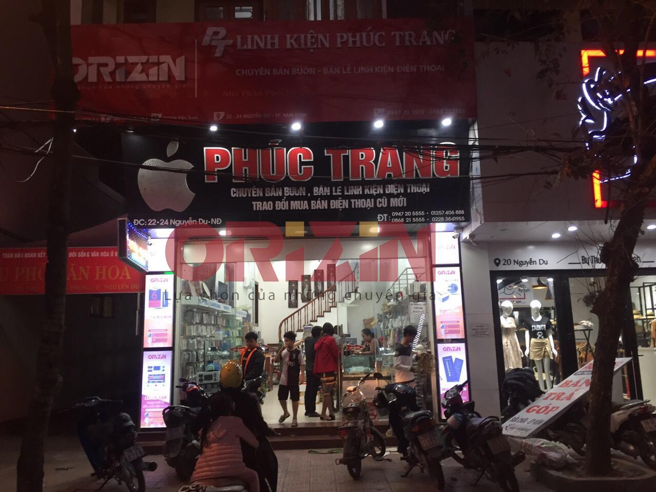 Linh Kiện Phúc Trang | Pin Iphone Dung Lượng Cao Tại Nam Định