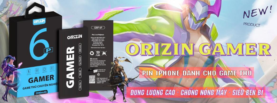 Pin Iphone Dành Cho Game Thủ
