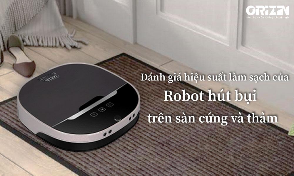 Robot Hút Bụi Lau Sàn Hoạt Động Như Thế Nào?