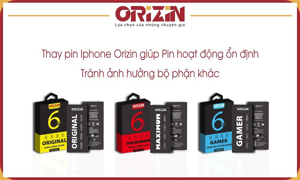 thời gian bảo hành pin iphone