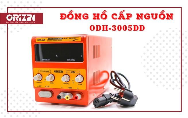 Đồng Hồ Cấp Nguồn Thông Minh 3A Orizin ODH 3005DD