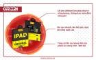 Pin Ipad Mini 2, Mini 3 dung lượng cao Orizin 6471mAh giá sỉ rẻ nhất