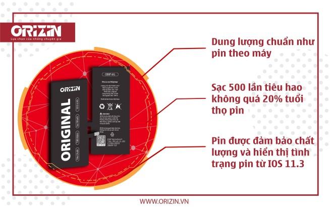 Pin Iphone 6G   Pin Iphone 6G giá sỉ