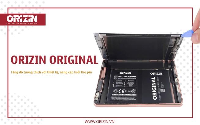 Pin Ipad A1673 / A1674 / A1675 Chính Hãng Orizin Maximum