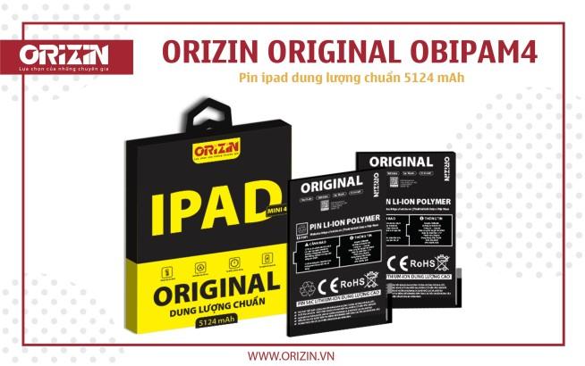 Pin Ipad Mini 4   Pin Ipad Mini 4 giá sỉ