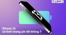 Tiết Lộ Thời Lượng Pin Của Dòng iPhone 13