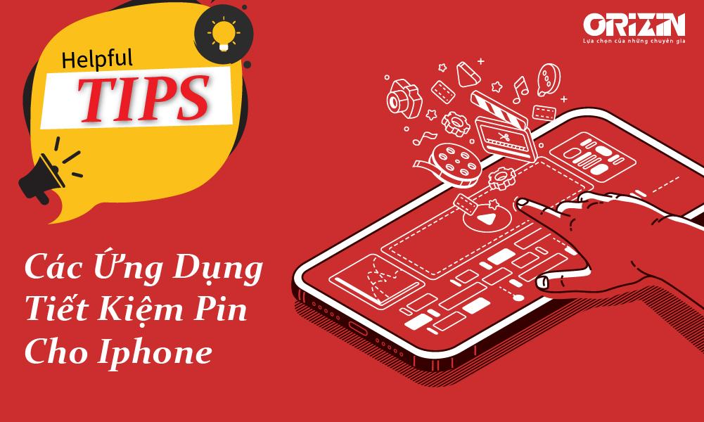 3 Ứng Dụng Tiết Kiệm Pin Cho Iphone Phổ Biến Hiện Nay